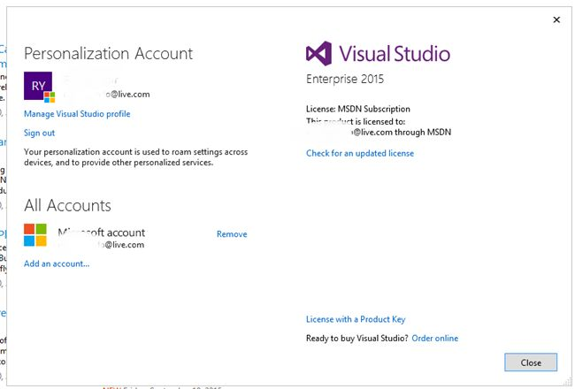 Visual Studio 2015 Enterprise ISO Serial Keys - {Core-X} 14