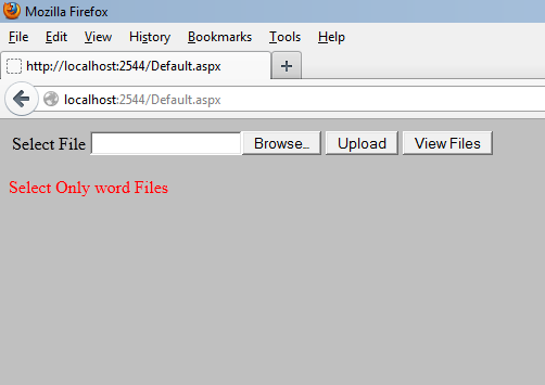 Uploading And Downloading Word Files From Database Using Asp Net C