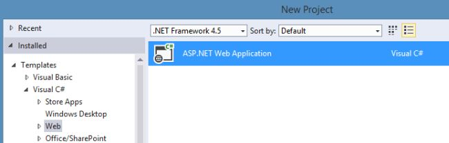 Library ASP.NET 2013
