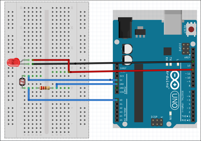 How to Use LDR in Your Arduino