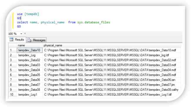 Showing multiple data files