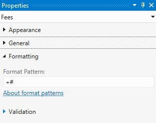 Submit +# Format Pattern