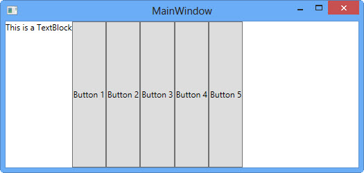 Example Changing The FlowDirection Property Of A StackPanel