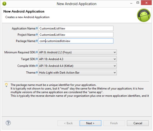 Learn How to Customize List View in Android