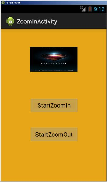 So In This Article You Have Learned How To Perform Zoom And Out Operations On Imaheview A Button Click