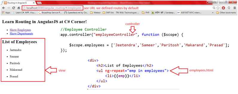 Introduction To Angularjs Day 13