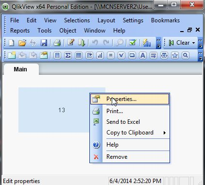 Pick Function In QlikView