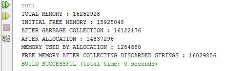 garbage collection example