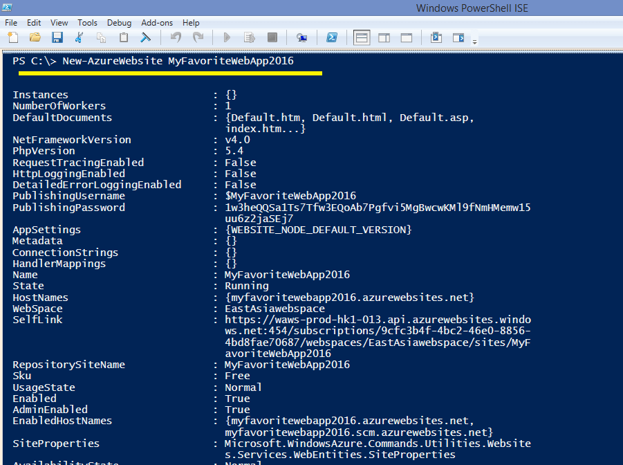 how to connect azure powershell