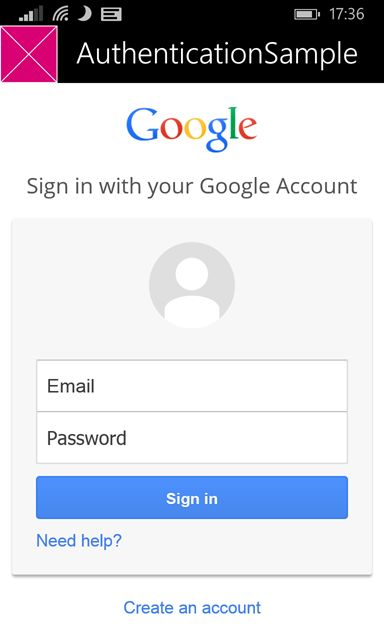 1 Microsoftmail At Abc Microsoft Com: Authentication Using Facebook, Google And Microsoft