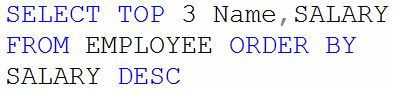 Top4-salary-from-Table-in-decendingorder-in-SQL-Server.jpg