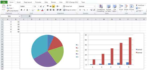 Create an Excel workbook