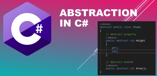 Abstraction in CSharp