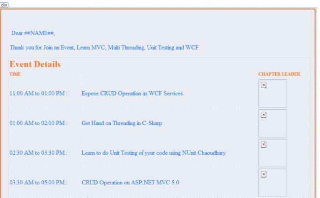 send email from c wpf application using html email templates