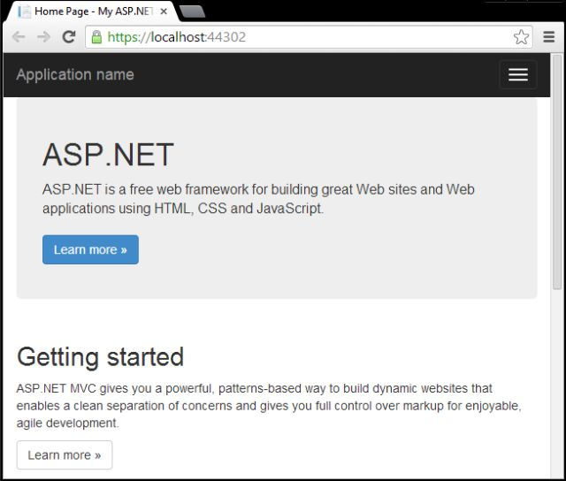 Working With SSL Certificate Warning In MVC 5 Application