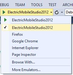 Suimulators in Visual Studio