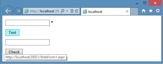 how to set range validator for textbox in asp.net