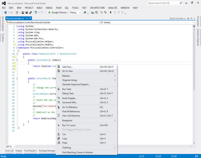 Globalization and localization in asp mvc 4 add view ccuart Image collections