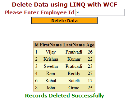 how to delete data in r using where