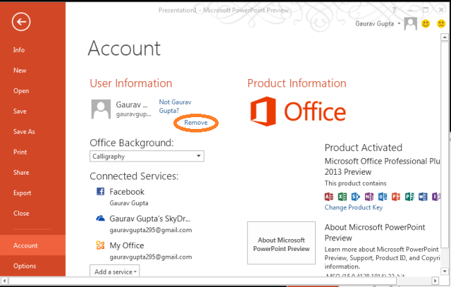 removeaccountinpowerpoint2013.png