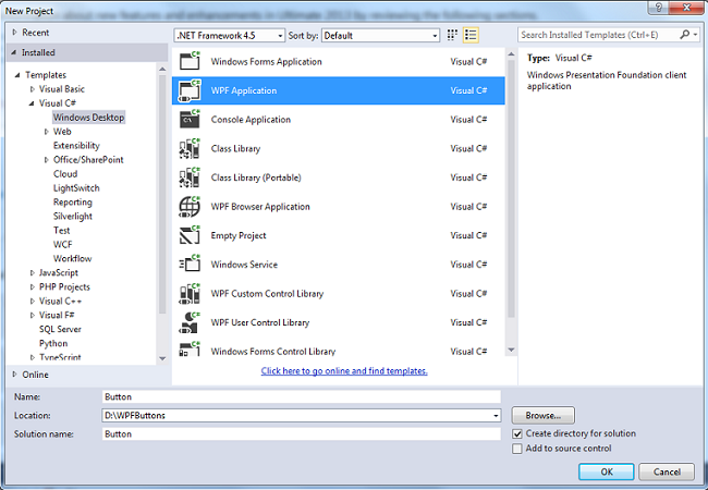 style button in wpf