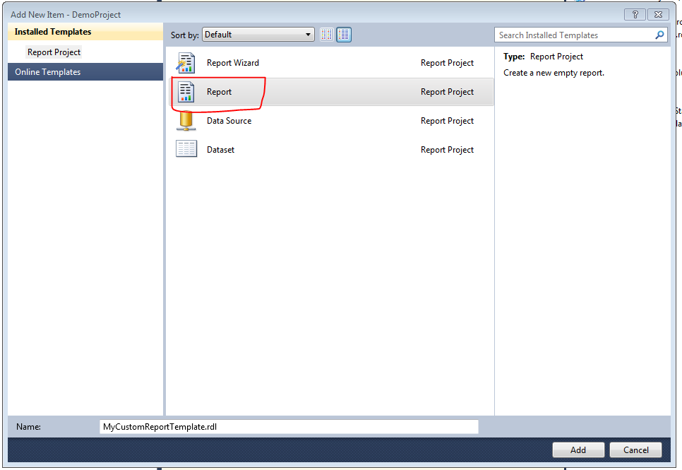Create a Basic Table Report (SSRS Tutorial) - SQL Server ...