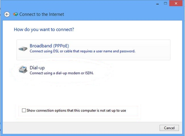 how to create an odbc connection in windows 7