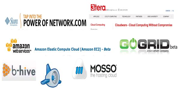 Commercial Cloud Offerings