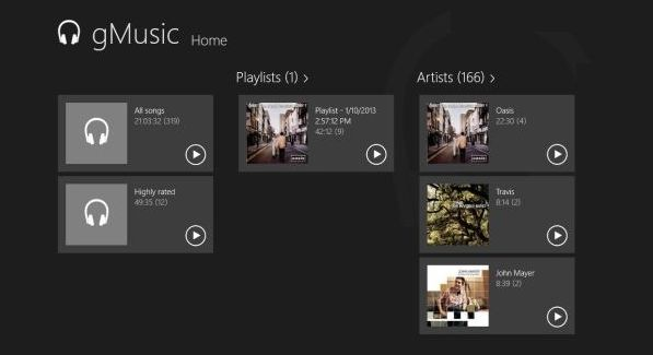how to refresh google play music library
