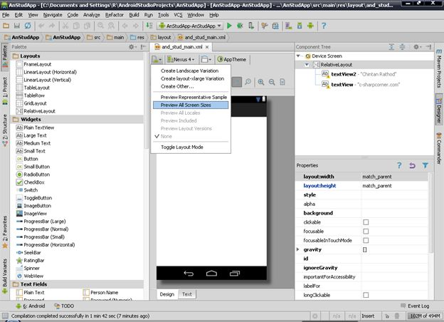 how to upload pdf file in android studio