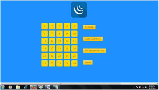 My recipes in jquery dom manipulation part 1 - Jquery refresh div ...
