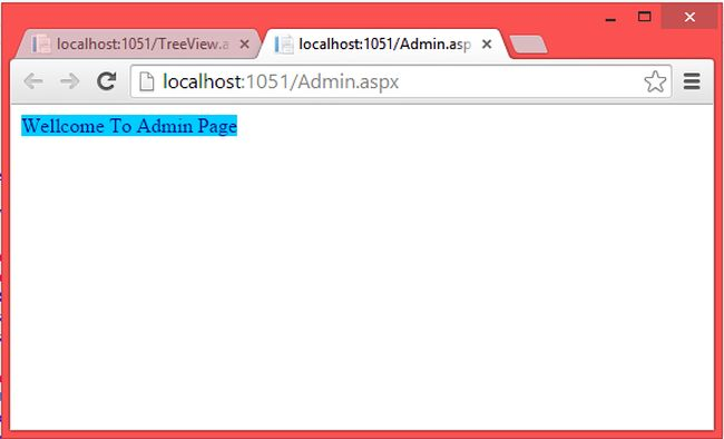 Treeview Control In Asp Net