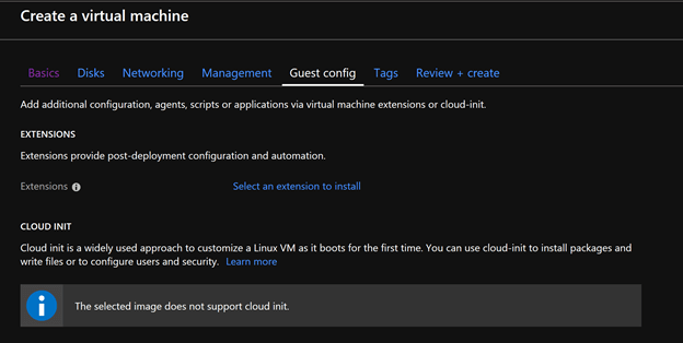Azure Create And Configure A Virtual Machine For Windows And Linux On Azure