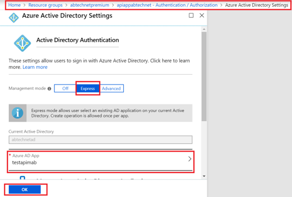 Configure OpenId Connect In Azure API Management
