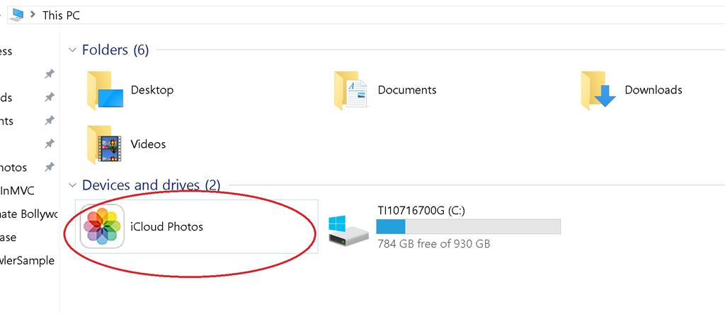 how to delete multiple photos from icloud on pc
