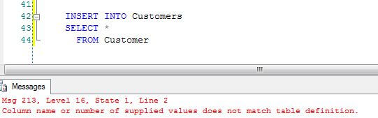 Different Methods Of SQL Queries To Insert Data In Tables