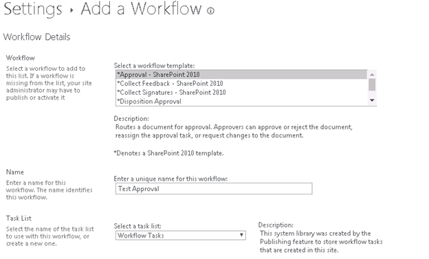 Approval Workflow In SharePoint Online Using Out Of The Box Approach