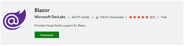Getting Started With Setting Up Blazor In Visual Studio