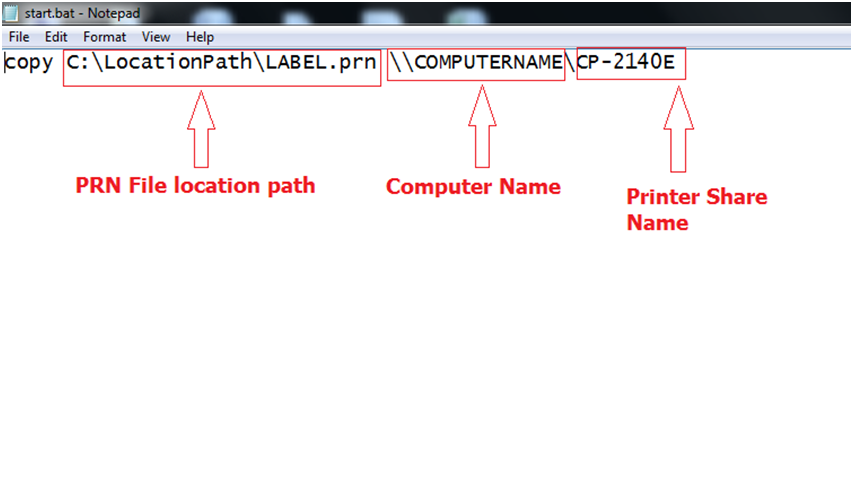 Windows copy command syntax and examples