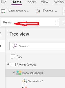 PowerApps With SharePoint Online