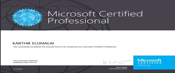 tips to become a microsoft certified professional