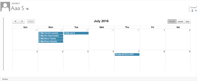 Free Calendar Add-Ons For CRM 2015/2016