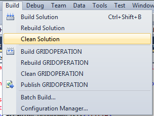 What Is The Difference Between Build, Rebuild And Clean In Visual Studio