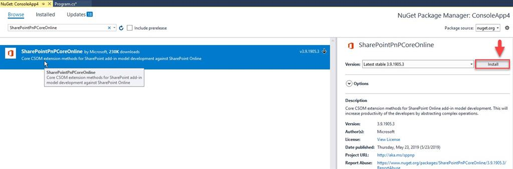 Get All Client Side WebParts From A SharePoint Modern Page