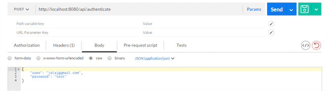 Setting Up Token Based Authentication In Node JS Using Express