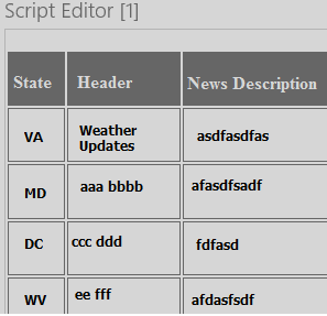 Dynamic HTML Table or Grid from JSON using JQuery in SharePoint