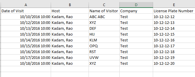 Extract List Data To CSV File And Send An Email Through PowerShell