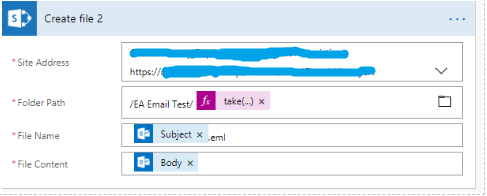 Create SharePoint Flow For Outlook Mail And Save Attachments Into A SharePoint Library