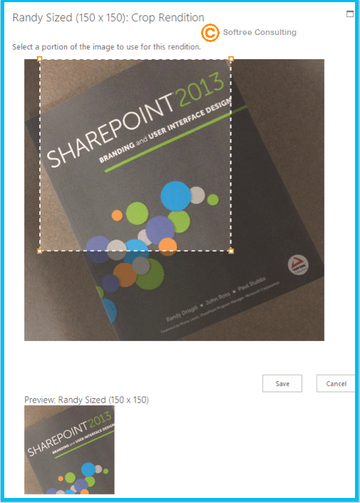 Customize Image's Size and Shape in SharePoint 2013