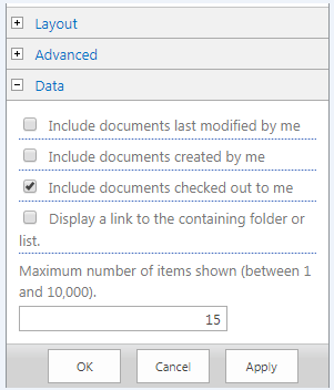 Overview Of Relevant Document WebPart In SharePoint